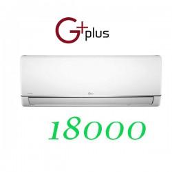 کولر گازی 18000 جی پلاس اینورتر