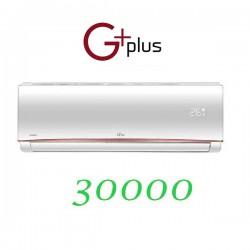 کولر گازی جی پلاس اینورتر 30000
