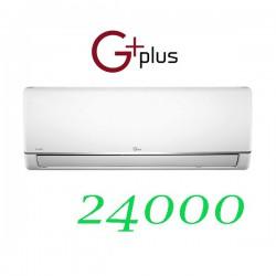 کولر گازی کم مصرف جی پلاس 24000