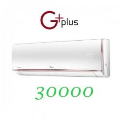 کولر گازی جی پلاس کم مصرف 30000